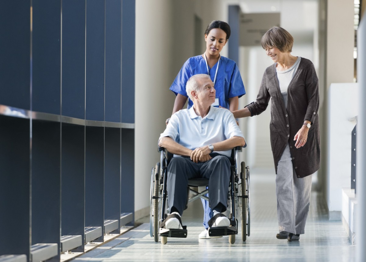Bien gérer la sortie d'hospitalisation