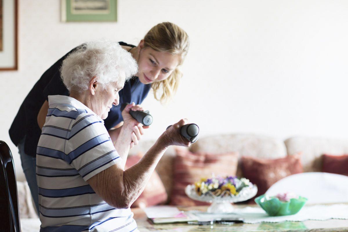 Le fitness contre la maladie de Parkinson