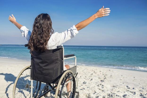 Partir en vacances lorsqu'on est handicapé
