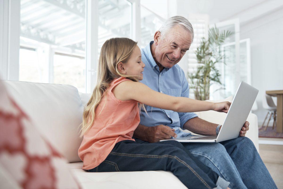 Un réseau social pour les seniors