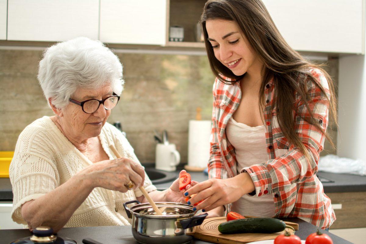 Les familles d'accueil pour les personnes âgées