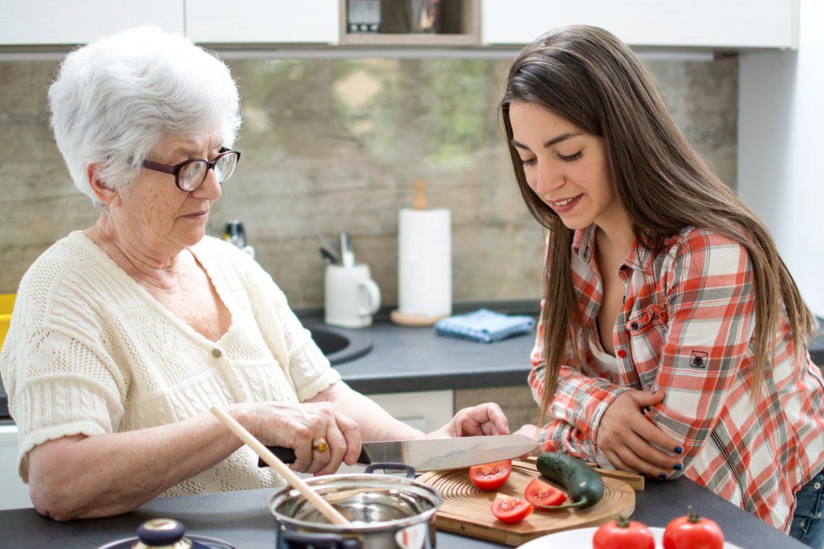 Paupiette, le site qui met en relation jeunes et seniors