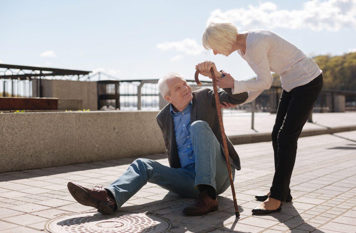 Un exosquelette pour empêcher les personnes fragiles de tomber