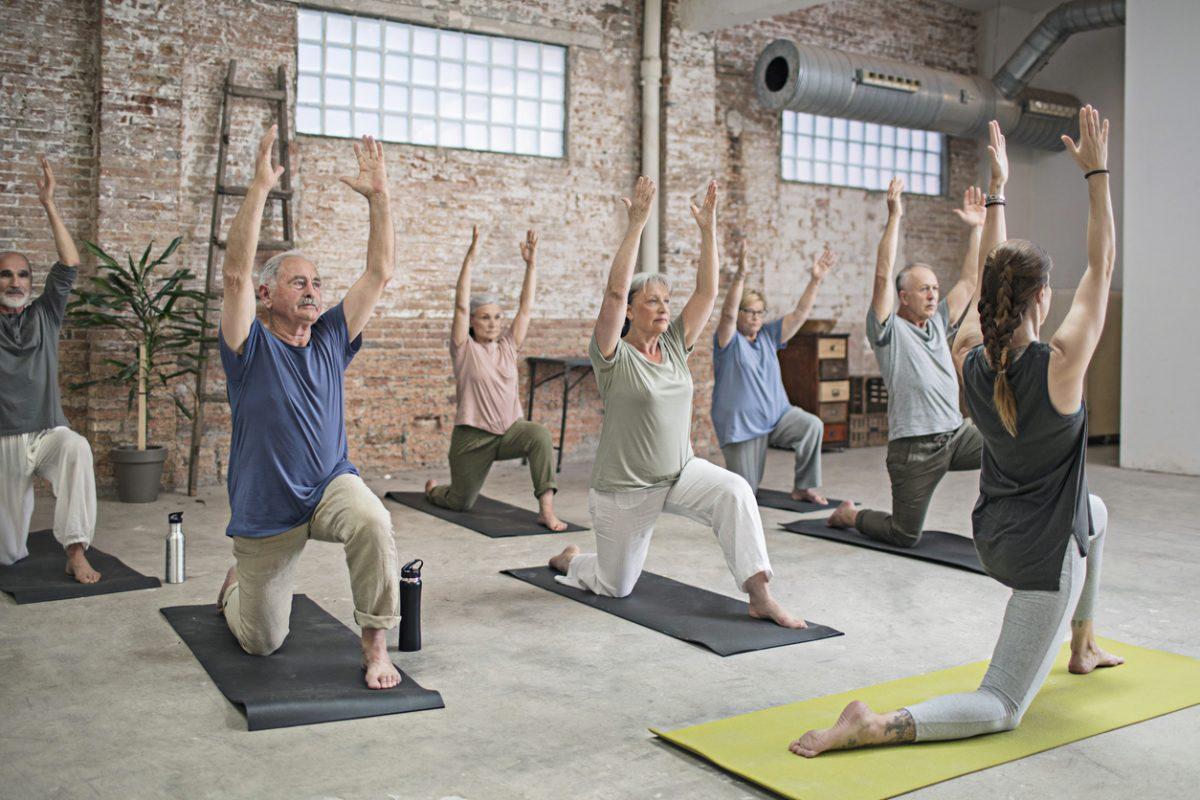 Quels sont les exercices physiques dédiés aux personnes âgées?